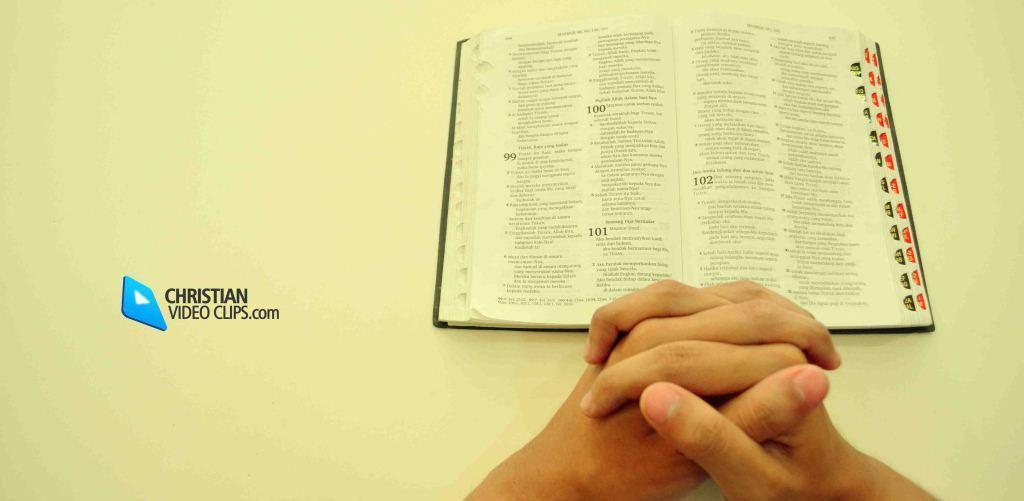 Christian Video Clips alkitab injil